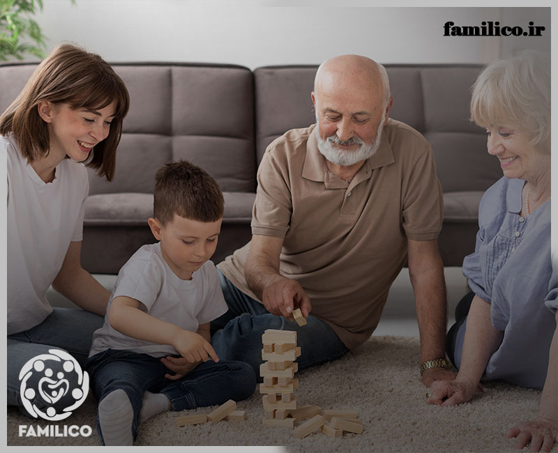 پرورش محبت در خانواده