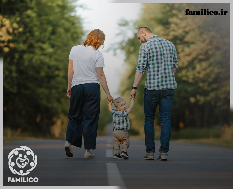 کاردرمانی برای راه رفتن کودک
