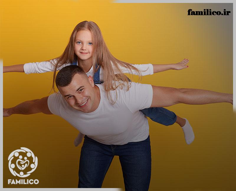 نقش پدر در تربیت فرزند چیست؟