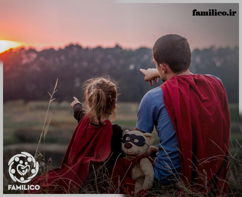 اهمیت و تاثیر نقش پدر در تربیت فرزند