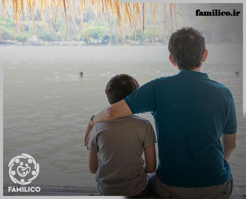 نقش پدر و مادر در تربیت فرزند