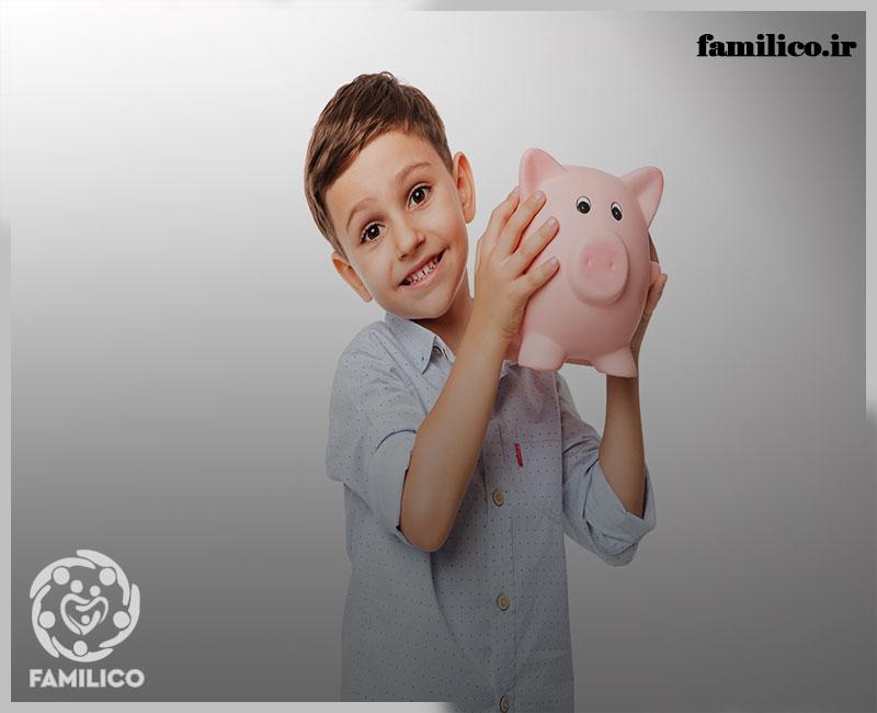 بهترین روش دادن پول تو جیبی به فرزند چیست؟