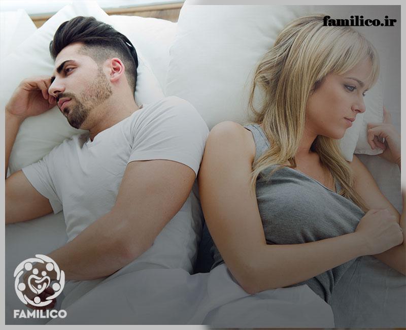 بهترین رفتار با شوهر بی محبت و بی محبتی مرد به همسرش