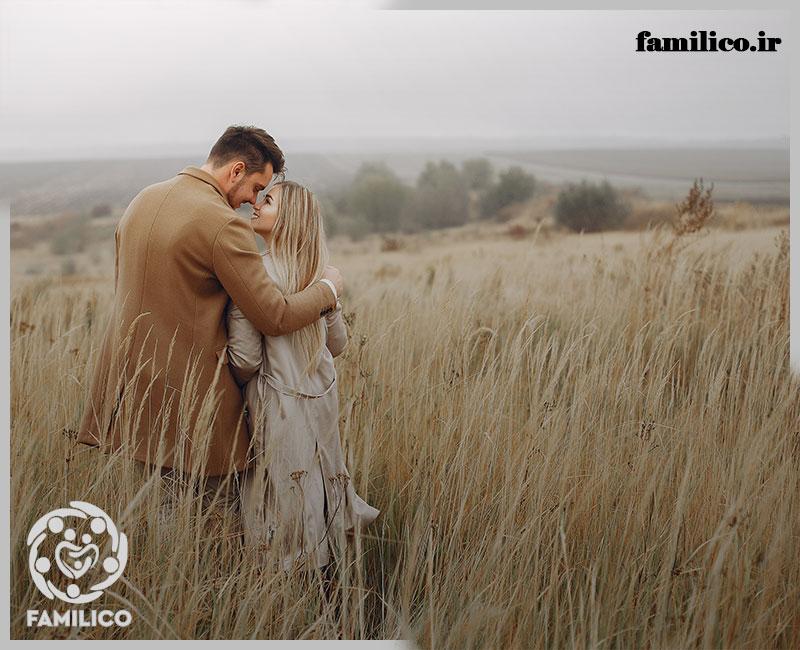 اعتماد در عشق قبل از ازدواج
